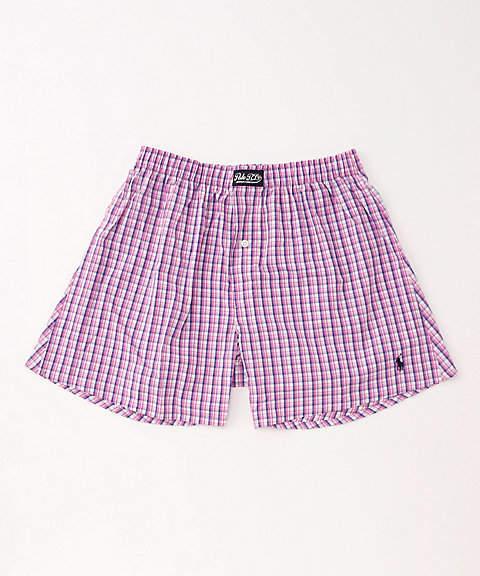 Polo Ralph Lauren (ポロ ラルフ ローレン) - [POLO RALPH LAUREN (雑貨)] トランクス(RM4‐N305)